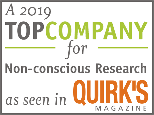 A 2019 top company for non-conscious research